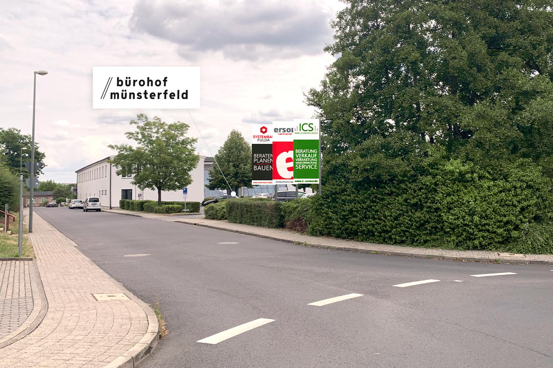 Standort ICS - Agnes-Huenninger-Str. 2-4 in 36041 Fulda